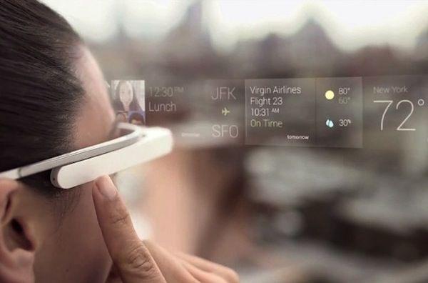 Un nuevo video de Google explica el funcionamiento de la interfaz de Glass