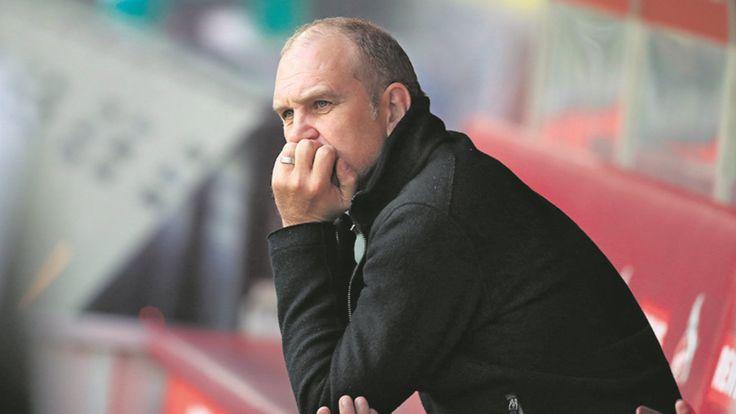 Schmadtke und der 1. FC Köln trennen sich: Bundesliga-Hammer - Bundesliga Saison 2017/18 - Bild.de