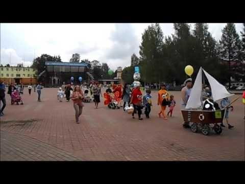 Третий парад колясок во Всеволожске