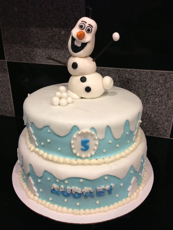Disney frozen cake | Holidays - Party Ideas | Pinterest ...