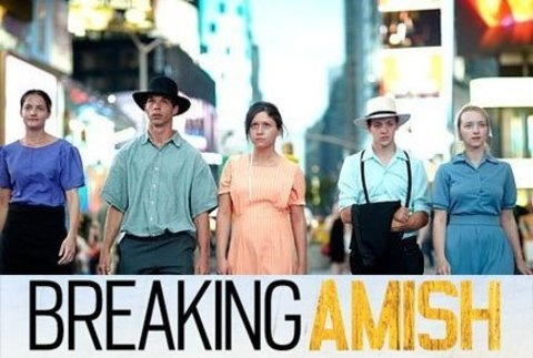 Discovery Channel: The Learning Channel--Breaking Amish This nine-episode series follows four Amish and one Mennonite as they leave their homes for New York City.| Learnist