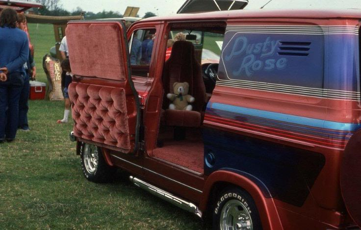 1970s custom vans restored for autos post. Black Bedroom Furniture Sets. Home Design Ideas