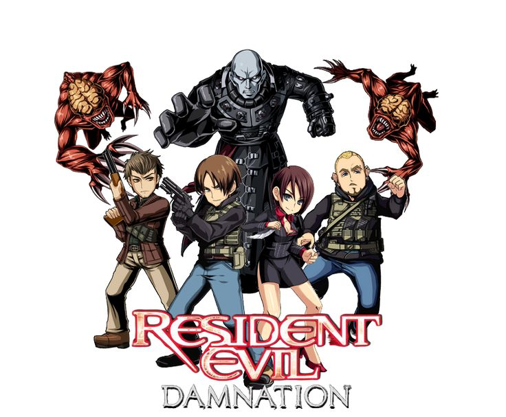 Resident Evil Damnation by juniorbunny.deviantart.com on @deviantART