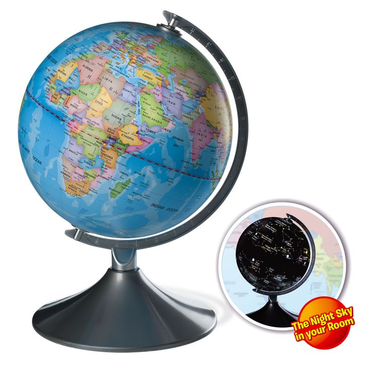 Interactive Globe for Kids