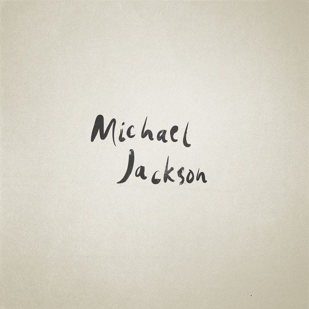 Michael Jackson: | These Minimalist Illustrations Of Famous Names Are Perfect