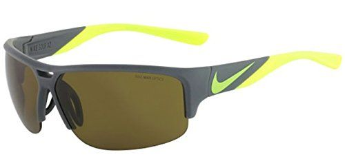 3a818bd2d92 Nike EV0870070 Golf X2 Sunglasses One Size Matte Bomber GreyVolt Max  Outdoor Lens   Click for