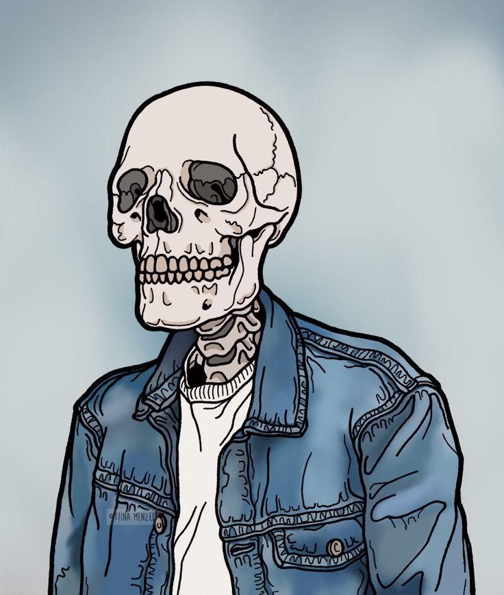 фотки на аву скелет гифка дню друзей