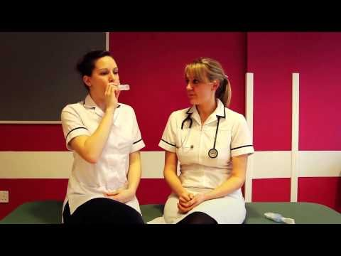 Positive Expiratory Pressure - YouTube