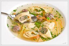 Швабский свадебный суп