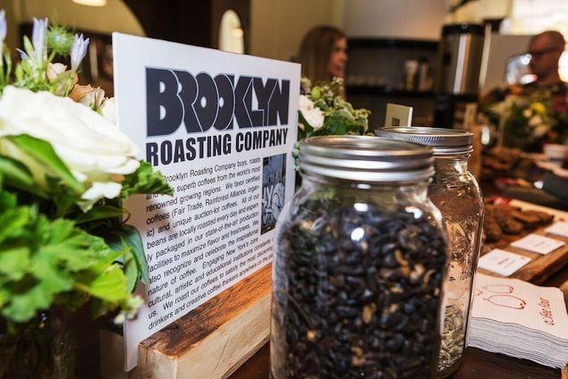 Brooklyn Roasting Company and Izzy & Em's Bake with CoffeeFlour