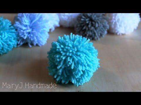 Salve a tutti e benvenuti in questo nuovo video! Oggi vedremo insieme come creare dei pompon perfetti senza usare il clover! E' davvero semplicissimo! Contac...