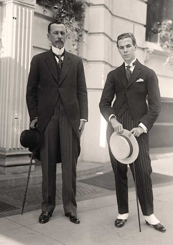 Muller, Dr. Lauro, Minister of Foreign Affairs of Brazil; 1916 photo by Harris Ewing
