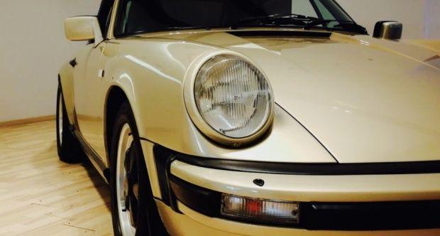 "1986 Porsche 911 ""G"" - 3200"