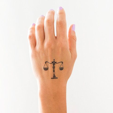 Soon the weight will be lifted off your shoulders knowing that your troubles are only temporary, Libra. Replace your worries with a fun Tattly instead. Libra: September 23 – October 23 Design by Danie