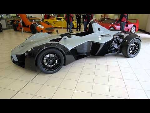 BAC Mono car video - HD