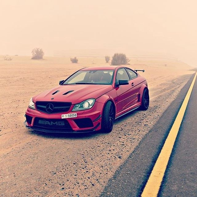 The Perfect Amg Beast For Mec63 Black Series Owner At Ark