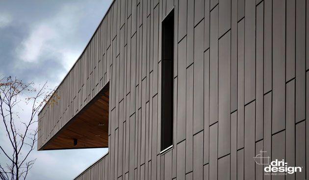Dri Design Metal Panel Exterior Enclosure Pinterest
