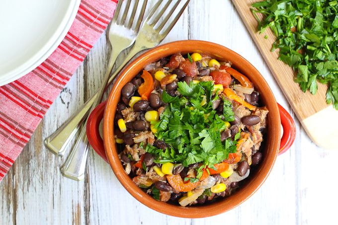 Low GI diet- Easy Tuna Chili Recipe