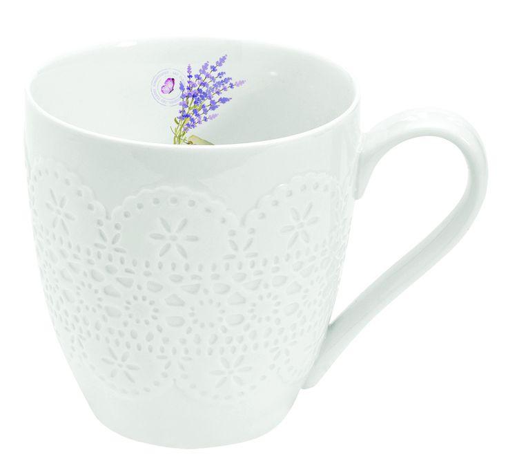Kubek porcelanowy 1021 LAV - Nuova R2S - DECO Salon || #valentinesday #gift #giftidea