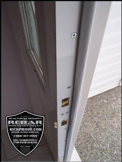 36 Best Kickproof Com Rebar Door Security Images On