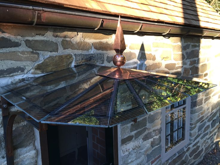 68 Best Images About Glass Awnings On Pinterest Porch