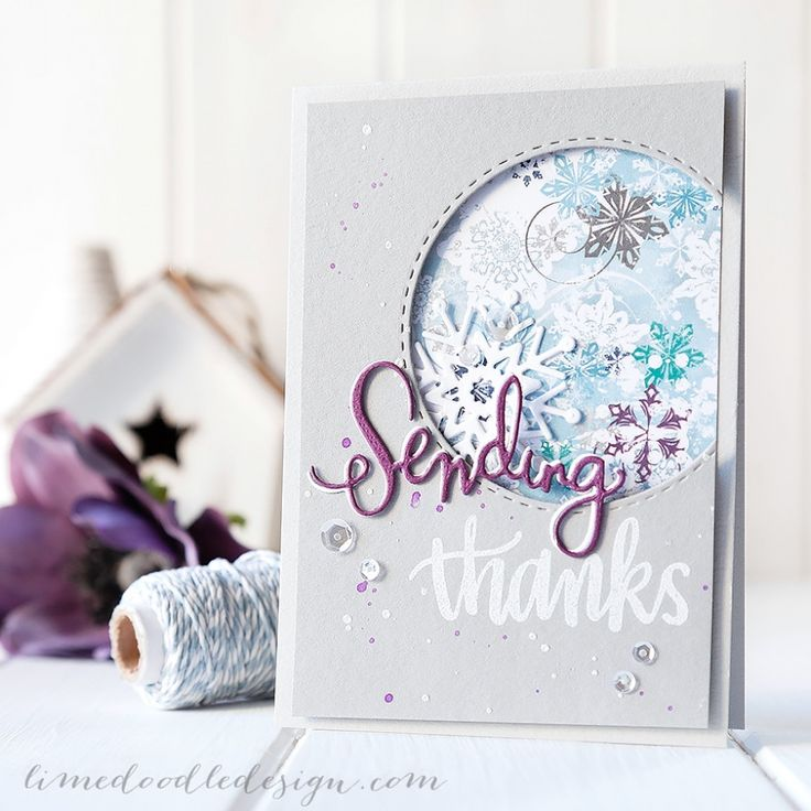 Love this creation so much by Debby Hughes using the January 2015 card kit by Simon Says Stamp.