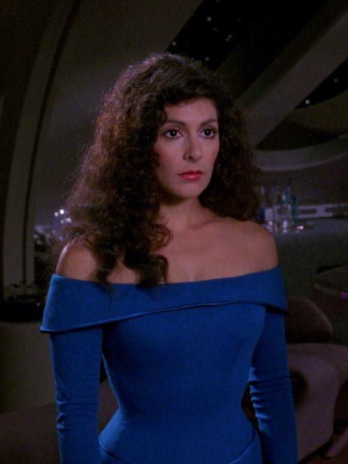 Star trek voyager image by Patty Green on Star Trek ... |Deanna Troi Green