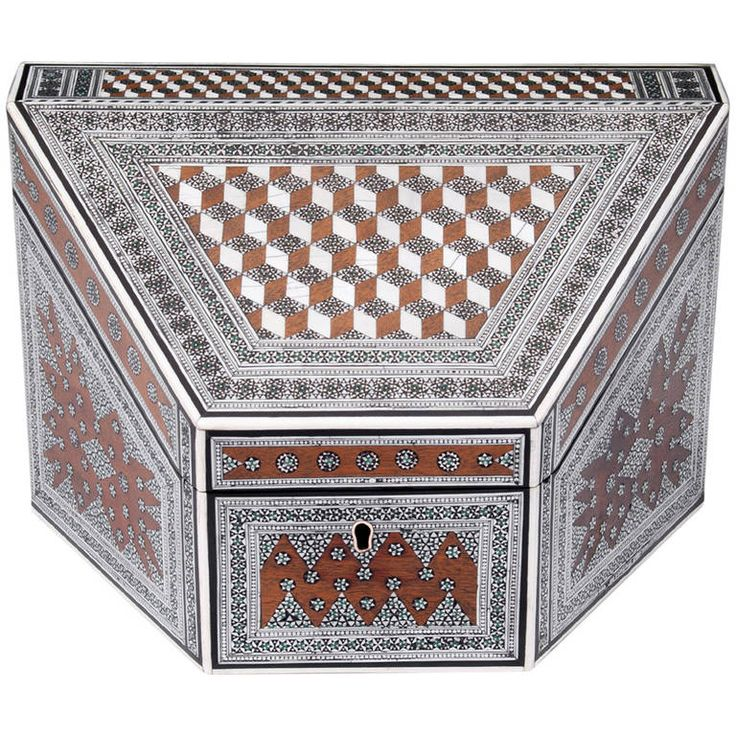 Decorative Stationery Boxes Amazing 103 Best Anglo Indian Antiques & Indo Portuguese Antiques Images Decorating Inspiration