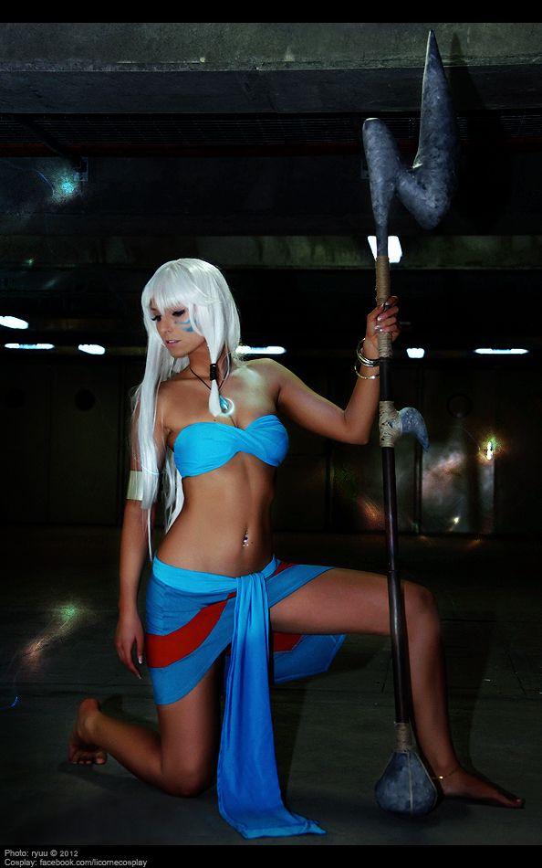 Kida - Disney Atlantis - Warrior Princess by ~LicorneZsu on deviantART  Awesome cosplay. Beautiful!!!!