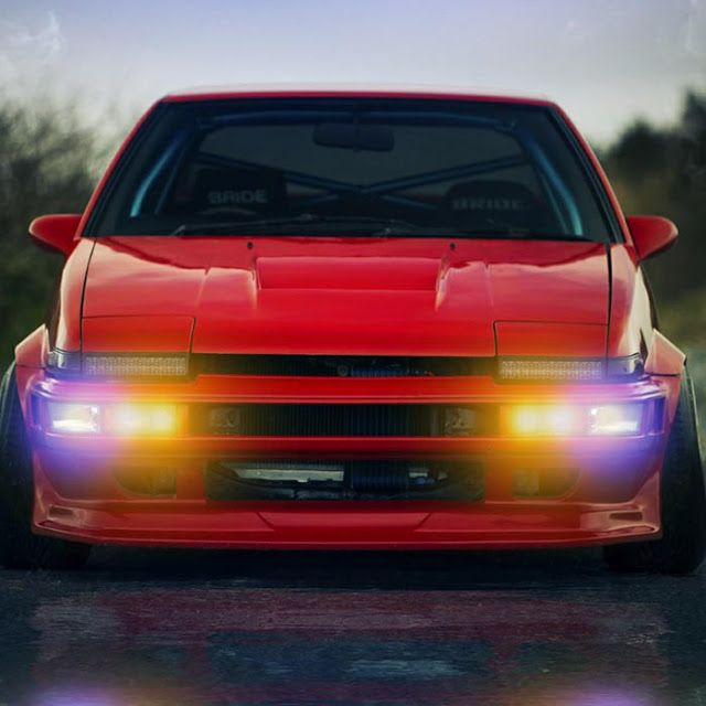 Ae86 Lights Audio Visualizer Hdr Wallpaper Engine Download Wallpaper Engine Wallpapers Free Ae86 Wallpaper Engineering