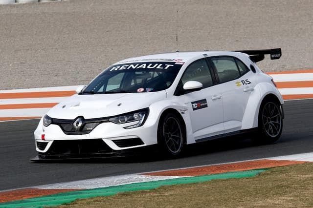 Motorsport Grm Ajoute Renault Megane A L Effort De Tcr