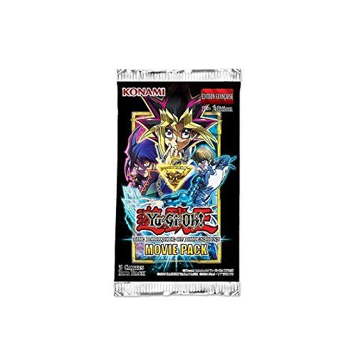 YU-GI-OH! JCC – booster Dark Side of Dimensions Movie pack français: Cet article YU-GI-OH! JCC – booster Dark Side of Dimensions Movie pack…