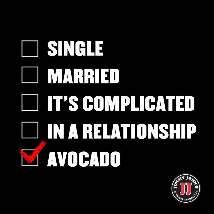 true love relationship status avocado