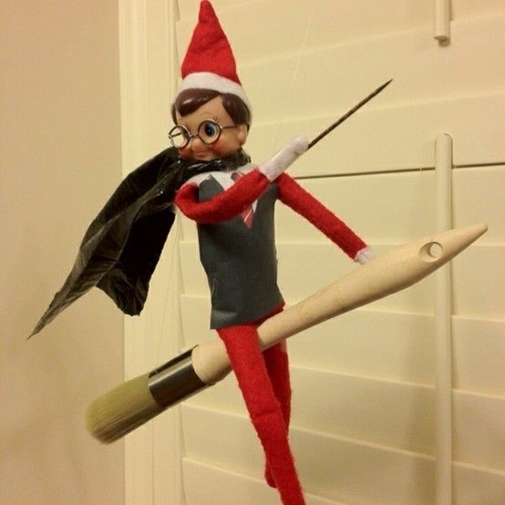 10 'Elf on the Shelf ideas' for everyone in your family | MNN - Mother Nature Network