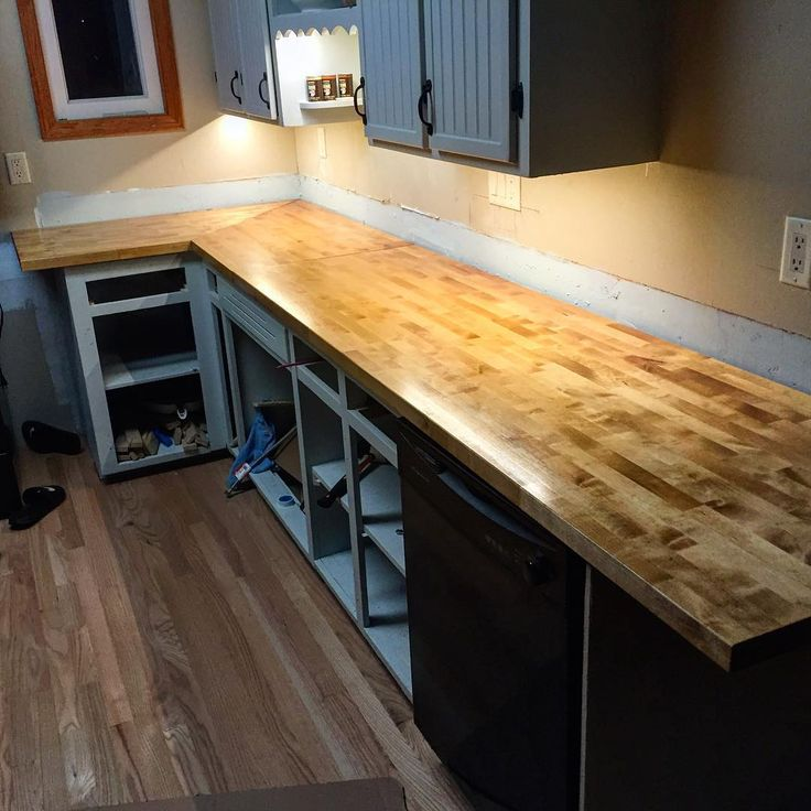 92 Best Images About Beautiful Wood Countertops On