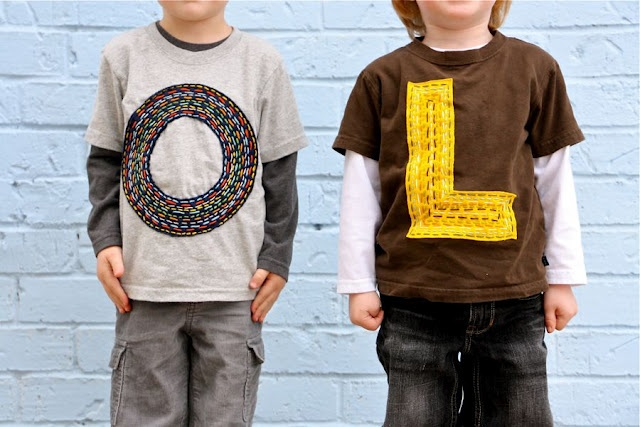Tutorial: Sprinkle Shirts | Made