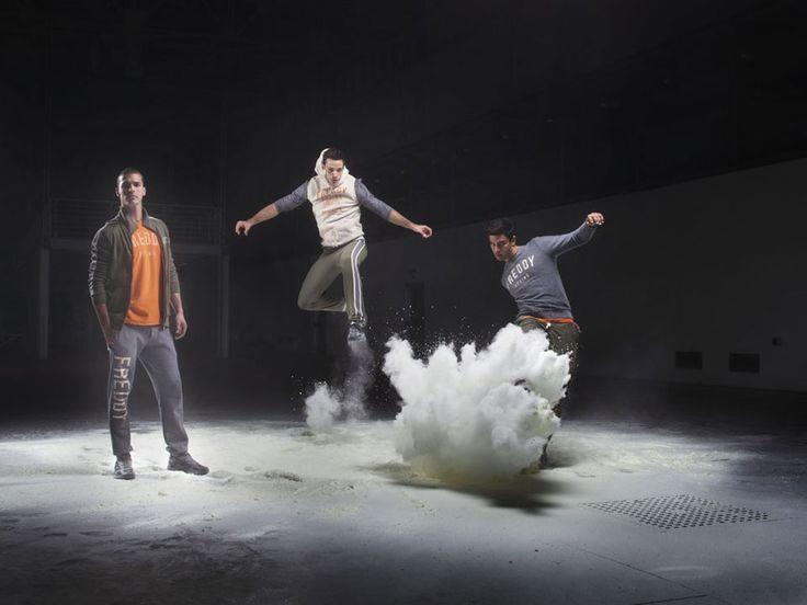 Freddy FW2013 The Art of Movement Man Collection - Training Boxing - Photographer: Lorenzo Vitturi; Location: Spazio Ansaldo.