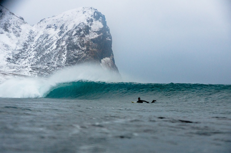 The Frozen North | SURFER Magazine