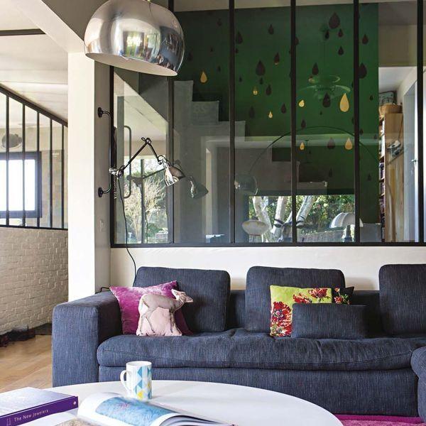 elegant dco de salon plus de photos pour mettre luambiance. Black Bedroom Furniture Sets. Home Design Ideas