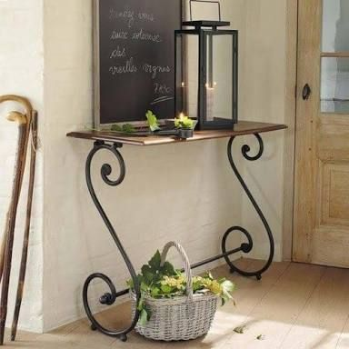 Resultado de imagem para iron metal furniture rooms ideas