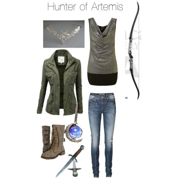 Half blood Hunter of Artemis - my 'Percy Jackson' identity is demigod: daughter of Athena and Hunter of Artemis