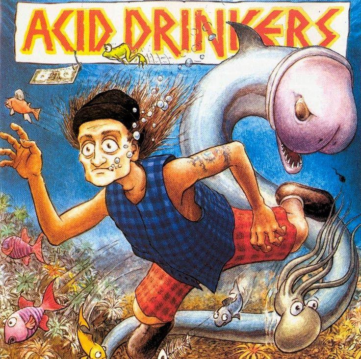 Acid Drinkers - Fishdick (1994)
