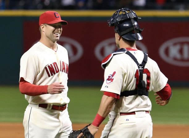 Corey Kluber of the Cleveland Indians wins 2014 AL Cy Young Award | cleveland.com