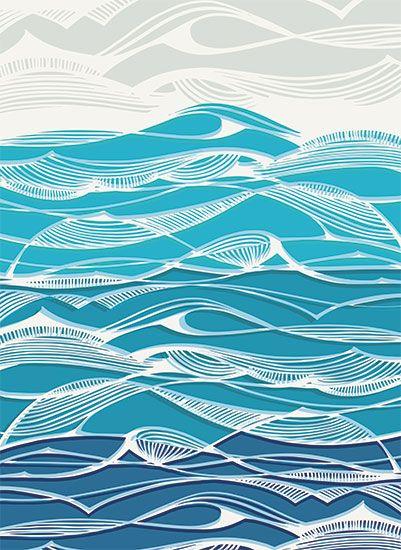 Tempestuous Seas by Gill Eggleston
