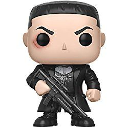 Funko Pop Marvel: Daredevil TV Punisher Toy Figure Style May Vary