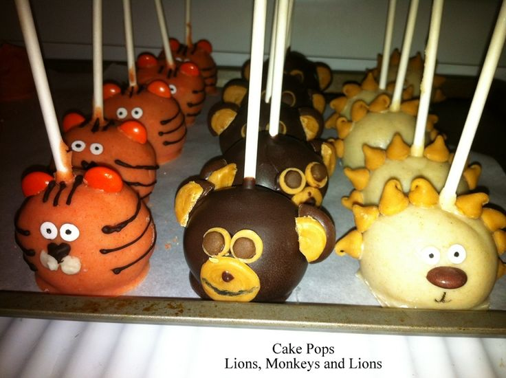 How To Make CakePops!  Instructions:  Photos And Videos