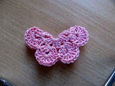 Die Schmetterlinge, die ich in meinem vorherigen Blog-Beitrag gehakt habe, sind …
