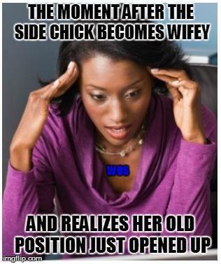 Side Chicks Be Like | Side Chicks Be Like. .lol - Romance (1) - Nairaland
