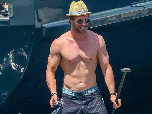 43 THINGS YOU DON'T KNOW ABOUT CHRIS HEMSWORTH http ...