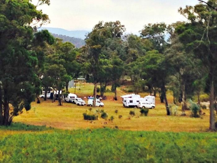 TAWKer Supporters - Eldee Camp Spot - Tasmania where kids are always FREE!!